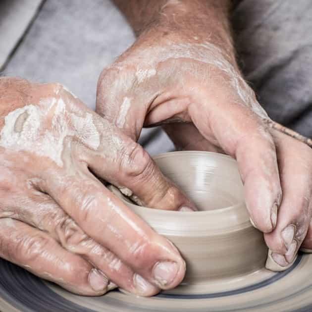 banner esperienza ceramica